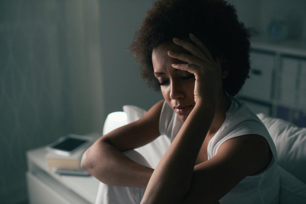 E' meglio dormire a luci spente per stare bene