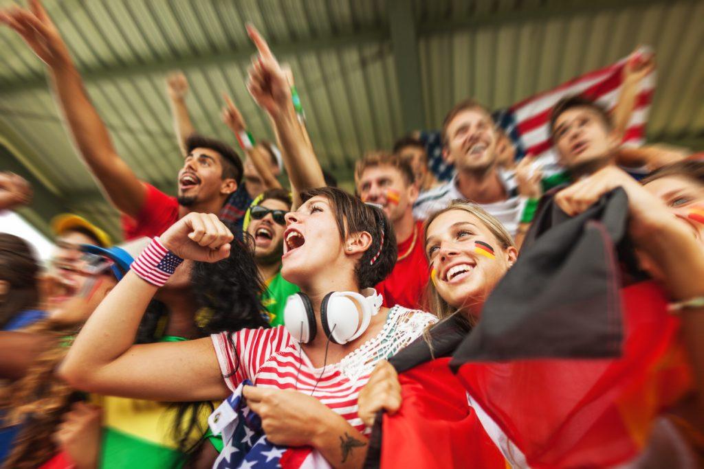 I mondiali di calcio si vincono con il 12° uomo