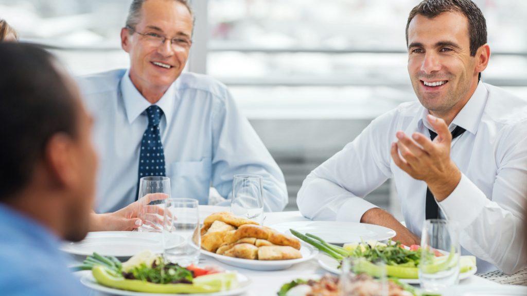 Pranzo in ufficio in 4 semplici mosse