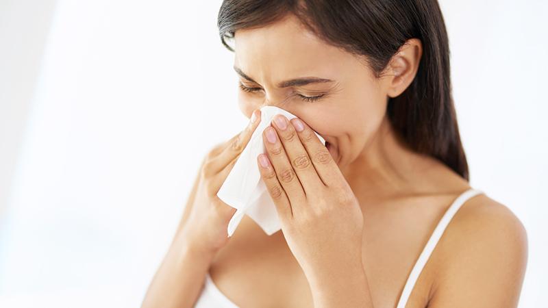 Raffreddore da fieno, come sbarazzarsene