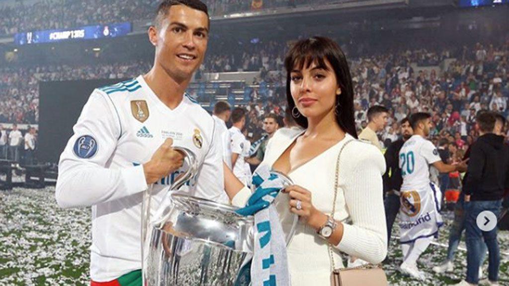 wags: Georgina Rodriguez e Cristiano Ronaldo