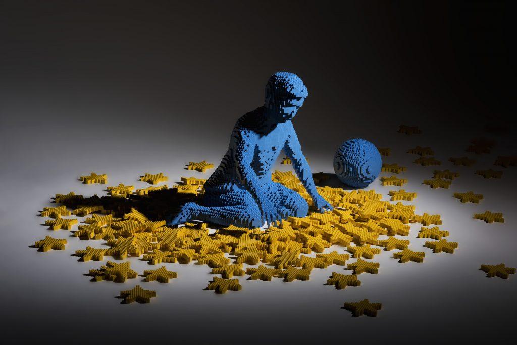 Potere ai piccoli! A Milano i Lego diventano arte