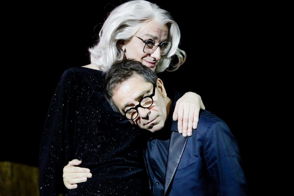 Drusilla e Pino Strabioli