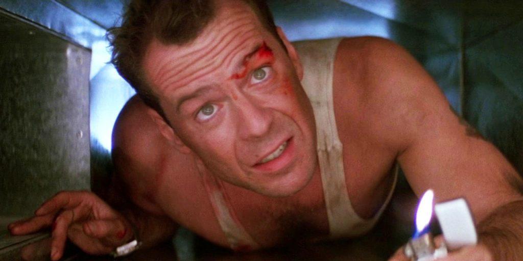 I mille volti di Bruce Willis, a 30 anni da Die Hard