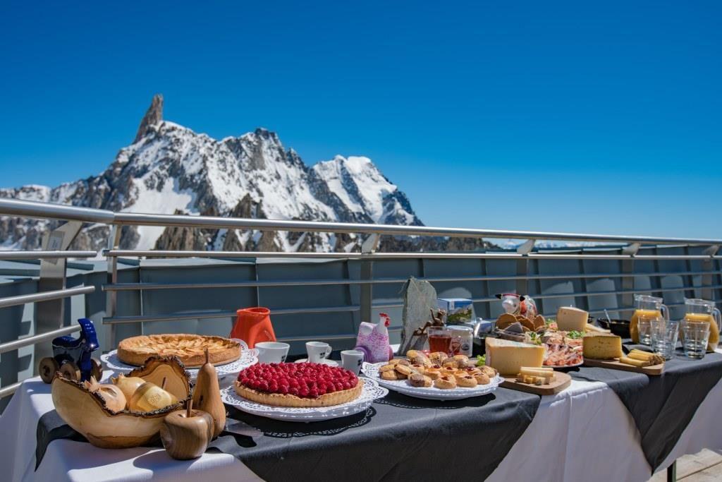 Skyway Monte Bianco, estate al top con vista mozzafiato