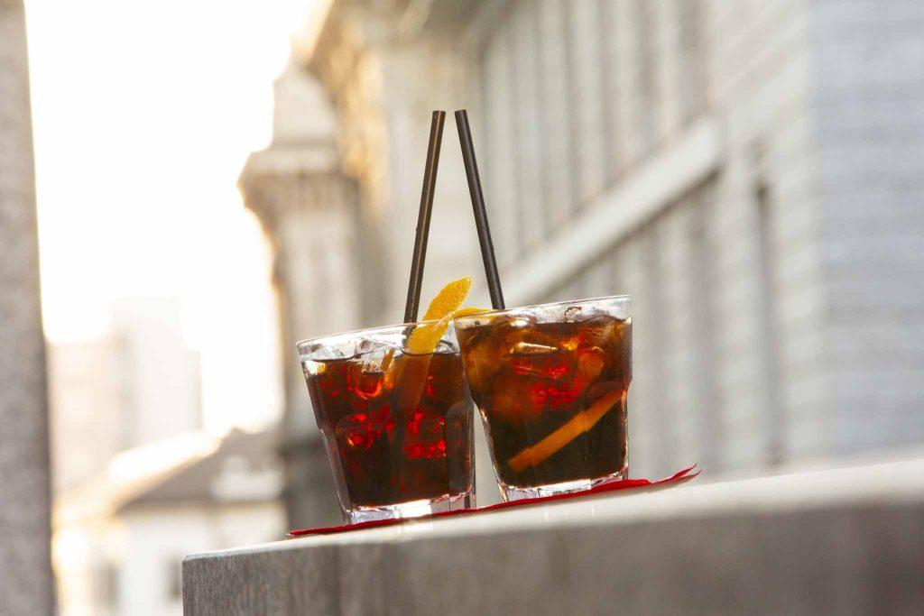 Milano Torino 1958, il cocktail a base di vermut e Campari