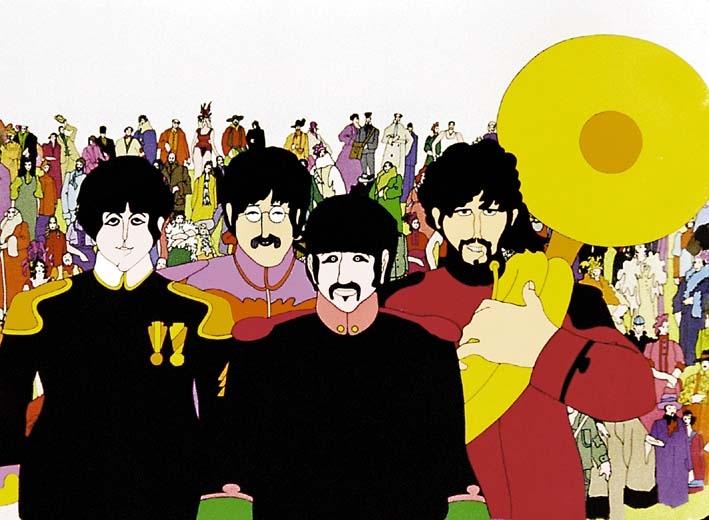 50 anni di Yellow Submarine, ecco tutti i film sui Beatles