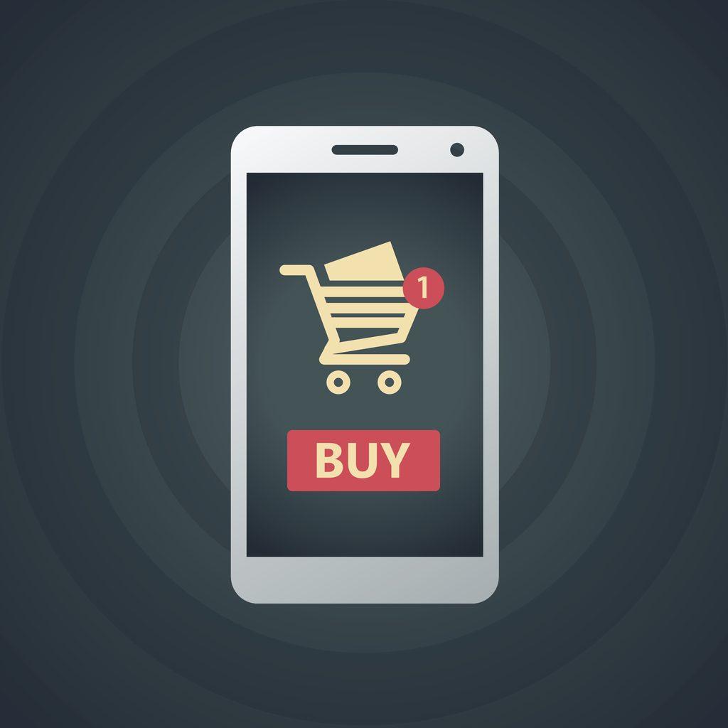 Acquistare online, ormai si paga tutto con lo smartphone
