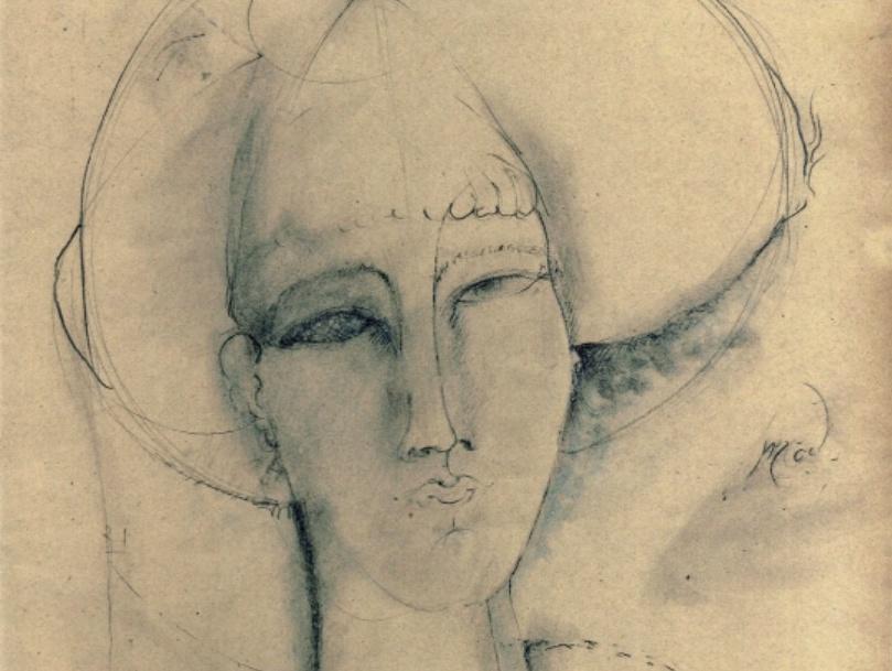 A Spoleto nel segno di Amedeo Modigliani