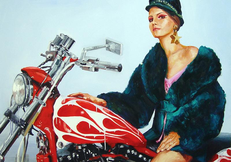 Motocicletta, il mito come arte in una mostra a Torino