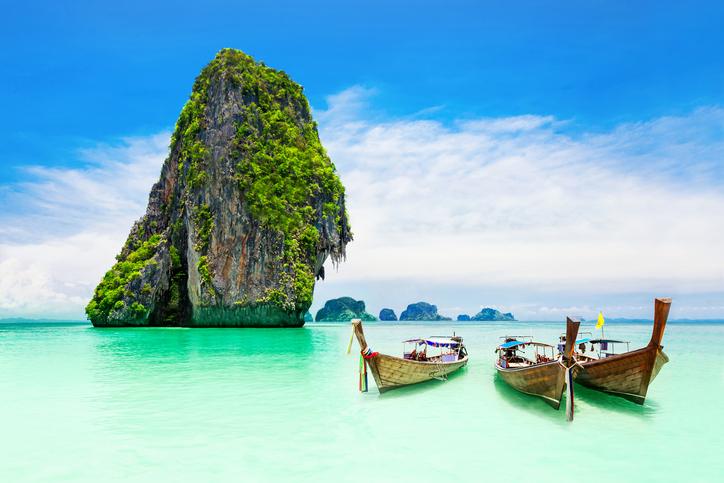 Viaggi, è boom per Thailandia ed Europa dell'Est
