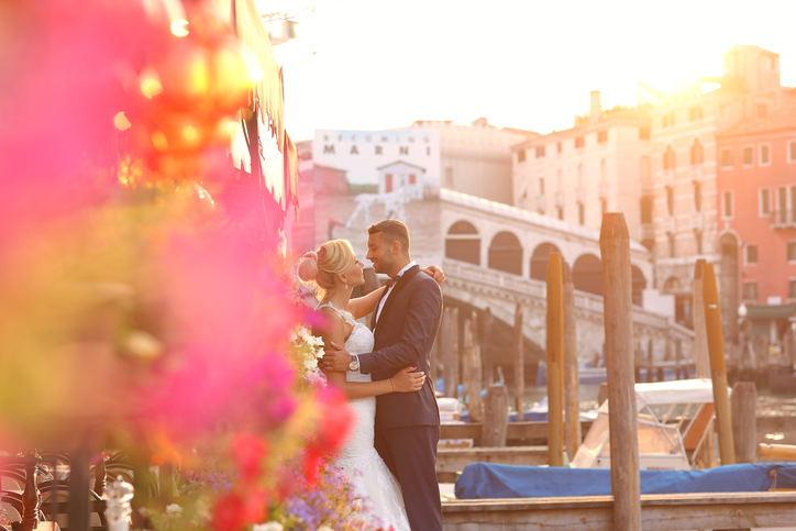 Sposarsi in Italia, il desiderio delle coppie straniere