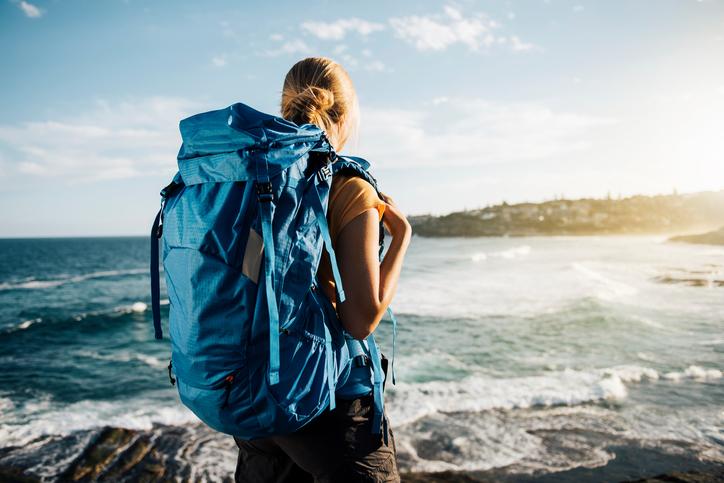 Zaini da viaggio per esplorare il mondo