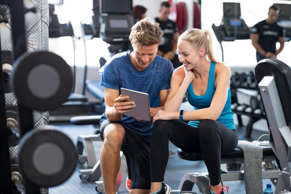 Fitness online, la forma fisica si compra in rete