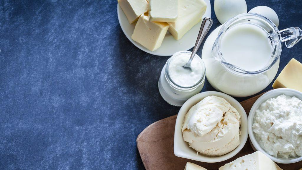 Grassi saturi, innocui quelli di yogurt e formaggio