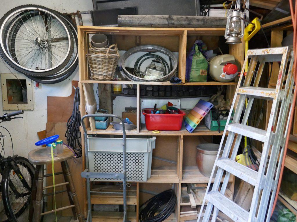 garage pericoloso