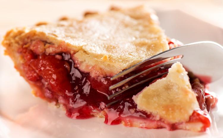 Cherry pie, la crostata americana in versione vegan