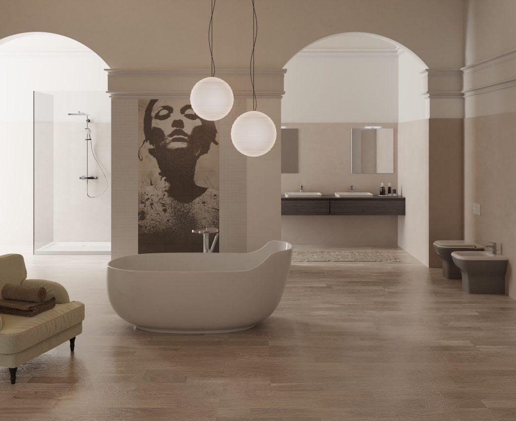 Arredare il bagno ispirandosi ai film preferiti del cinema - Bagno da favola ...