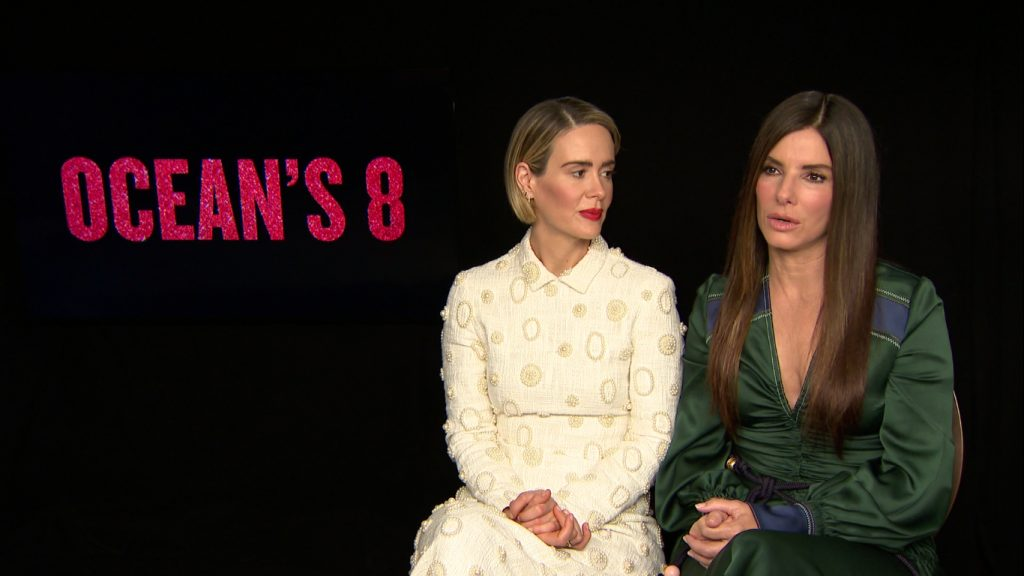 Ocean's 8, Sandra Bullock raccoglie l'eredità di Clooney