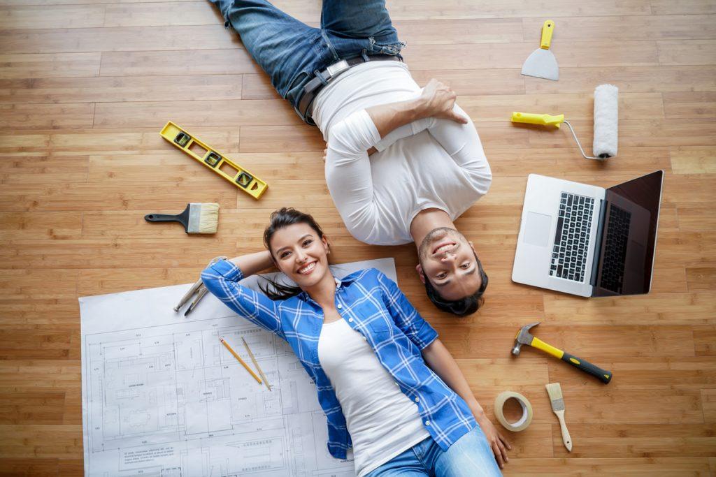 Ristrutturare casa online, la svolta digitale del mattone