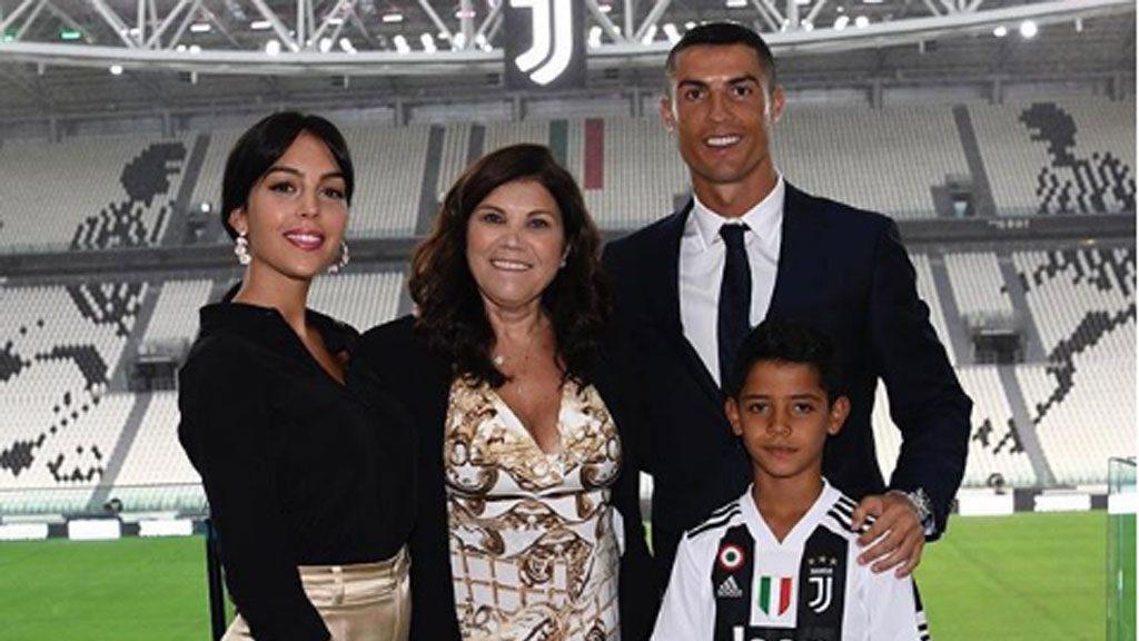 Georgina e Ronaldo, se sport e famiglia vanno d'accordo