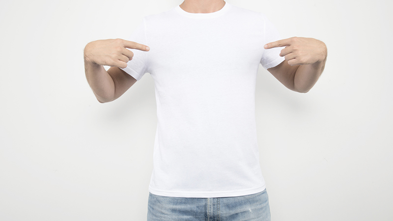 T-shirt, il grande mito compie 105 anni