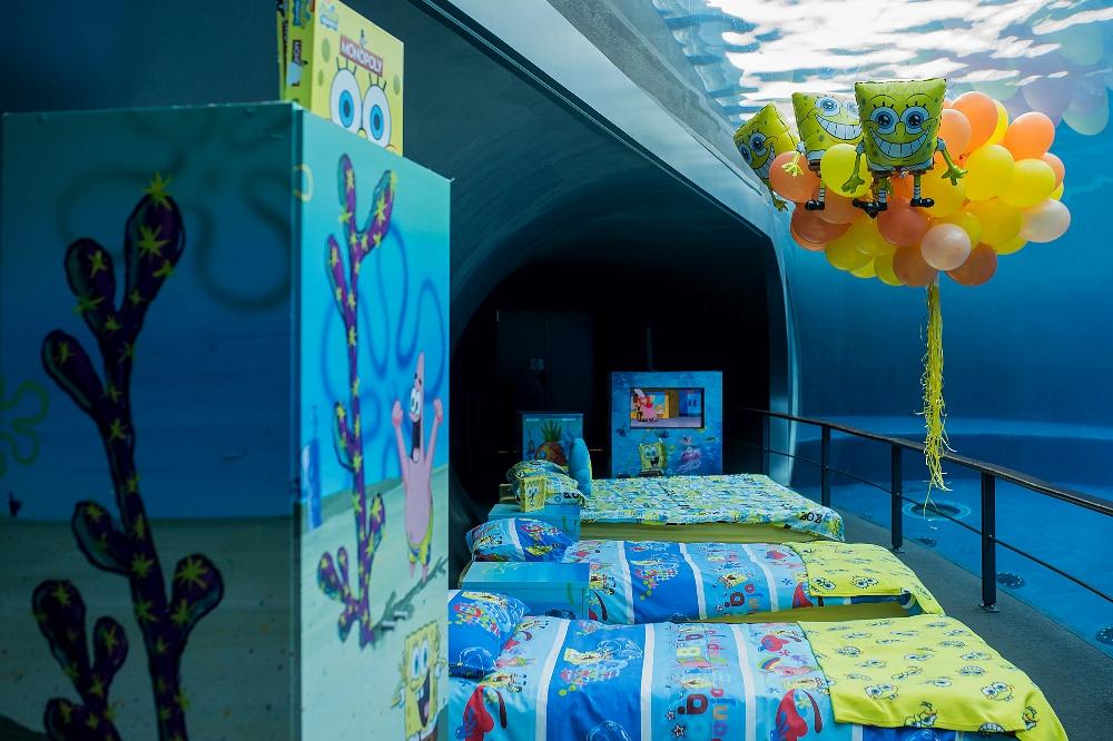 Spongebob protagonista all'Acquario di Genova