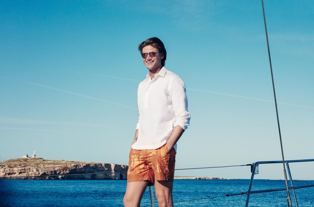 Beachwear uomo, eleganza in costume