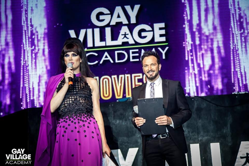 Gay Village Academy_Daniel Decò e Christian Nastasi
