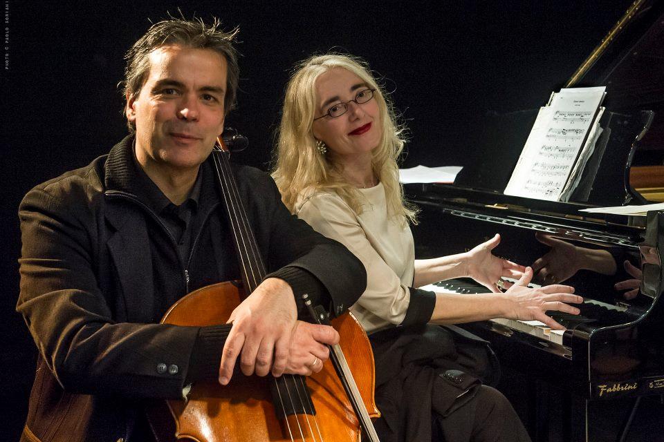 Gilda Buttà e Luca Pincini