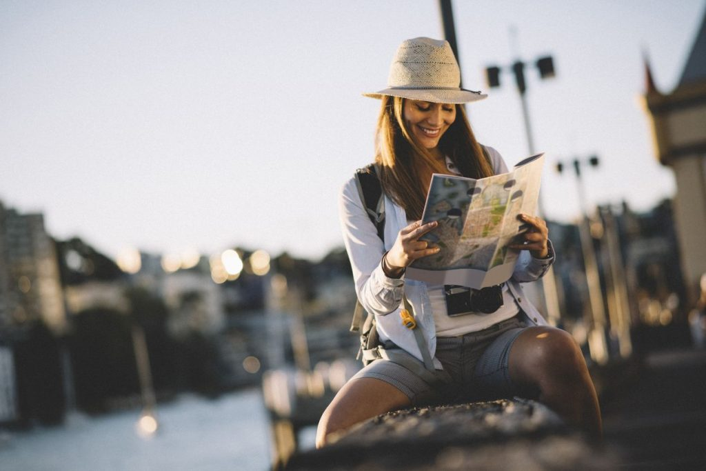 I luoghi migliori per le donne in viaggio da sole
