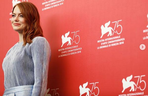 Festival di Venezia: Emma Stone