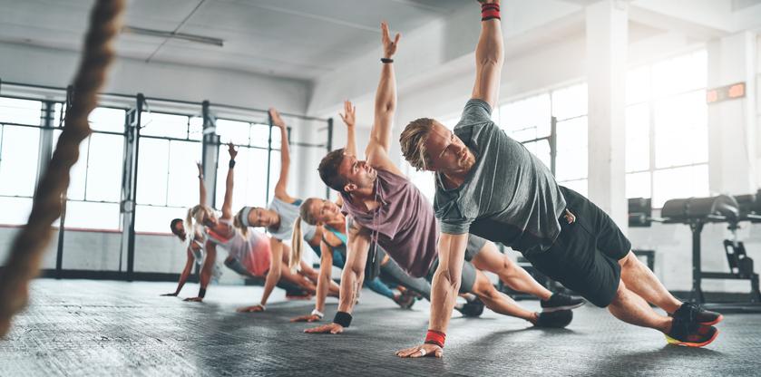 Fitness e discipline sportive