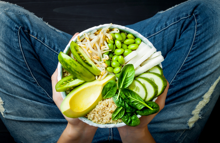 alimentazione vegan