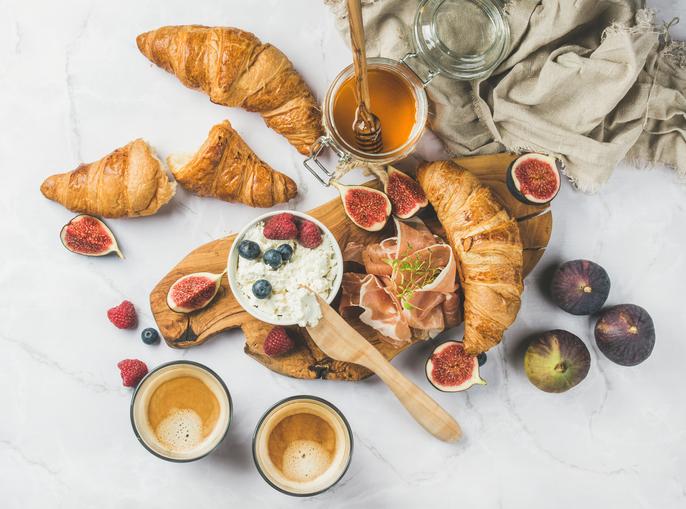 colazione a dieta