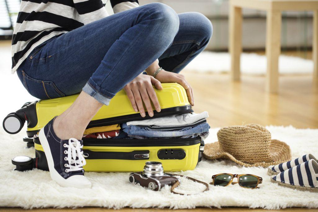Come preparare la valigia con buon senso