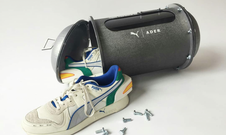 art sneaker