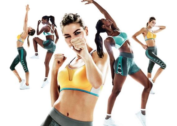 Sports bra, i reggiseni per atlete