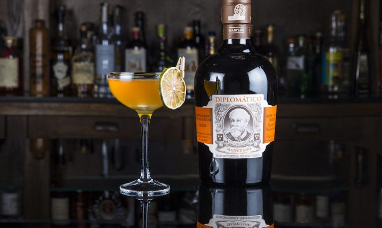 Cocktail a base di rum Diplomatico