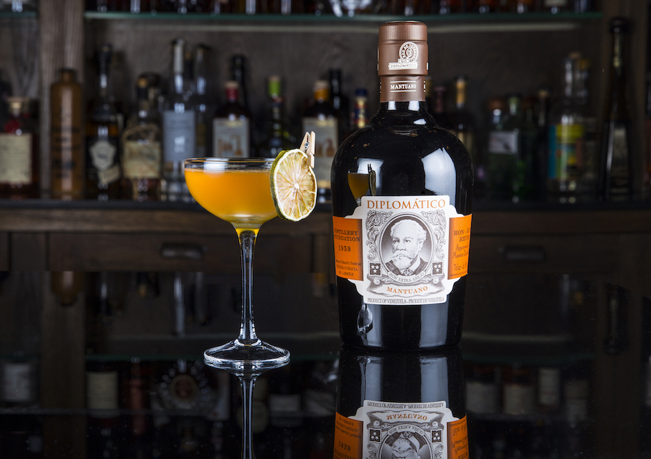 Cocktail a base di rum Diplomatico