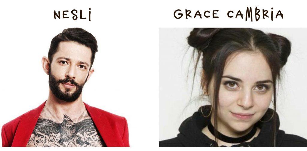 Nesli e Grace Cambria