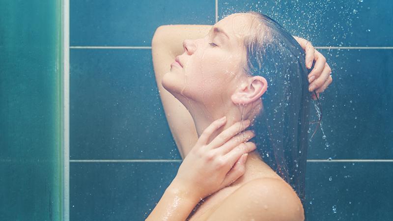 doccia quotidiana