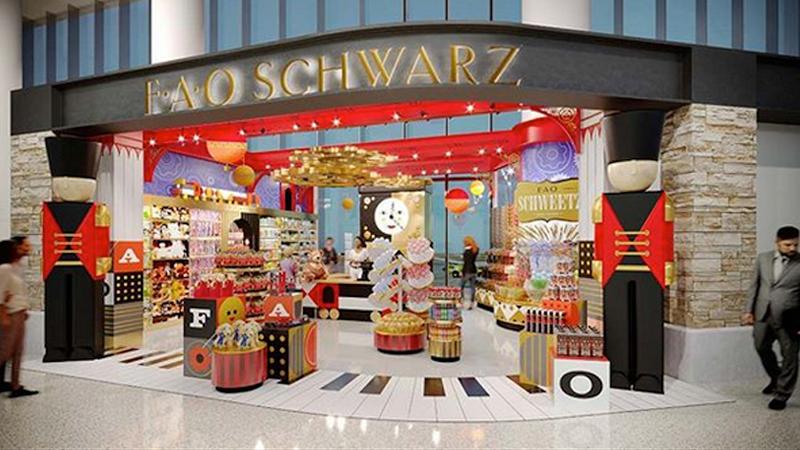 Fao Schwarz, riapre la famosa 'boutique del giocattolo'