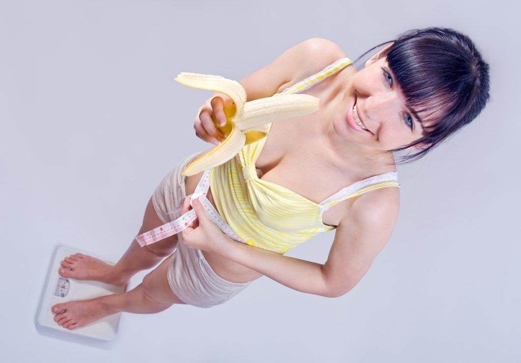 banane e dieta