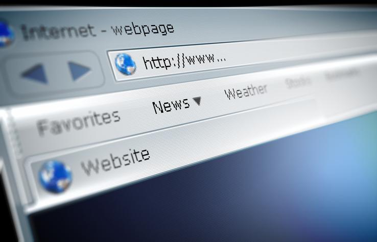 I siti web più gettonati per le vacanze