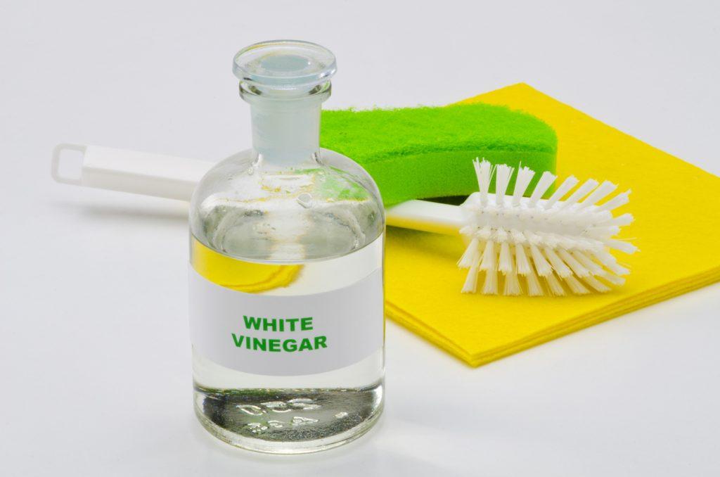 Come pulire il bagno con l'aceto di vino bianco