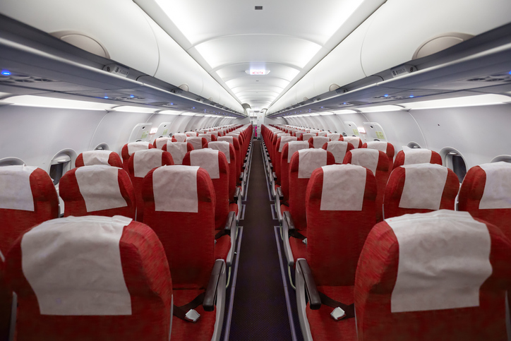 evitare il posto peggiore in aereo