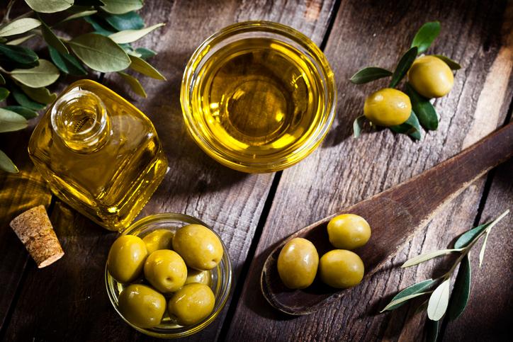 olio d'oliva migliore del viagra