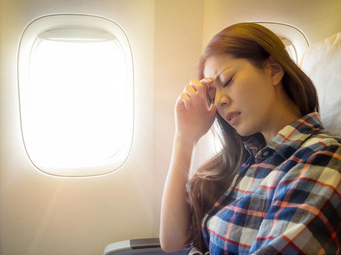 Gli accorgimenti per non ammalarsi più in volo