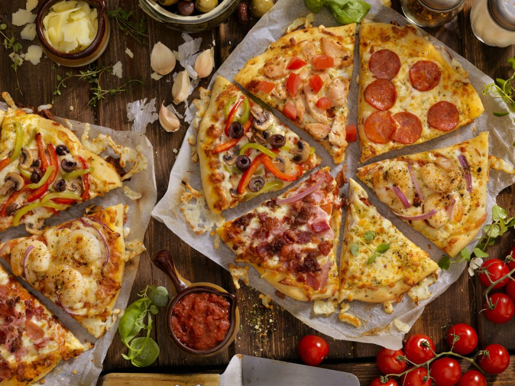 pizza pericolosa